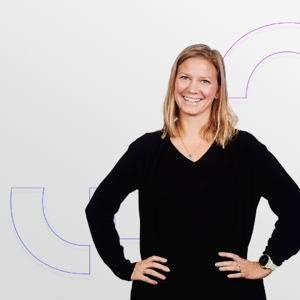 Cathrine Stenstadvold, director of product management at Cognite