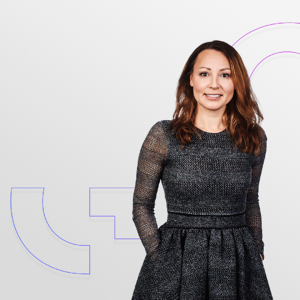 Tanya Moguchaya, Vice President of Research and Development at Cognite
