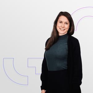 Annette Kollenborg, senior recruitment advisor at Cognite