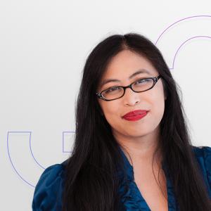 Addy Ruth, senior web developer at Cognite