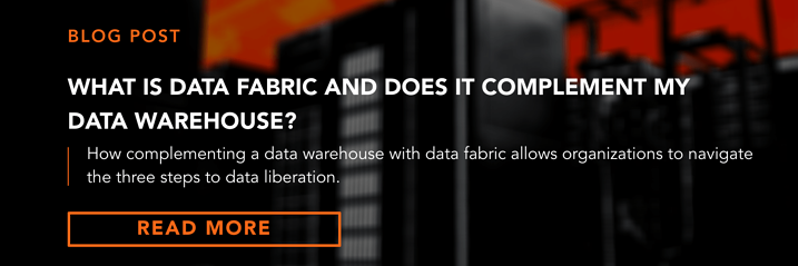 Banner  Blog  What is data fabric