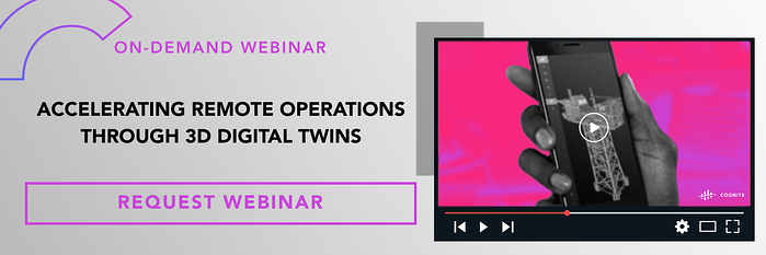 Banner  Webinar  Accelerating remote operations through 3D digital twins