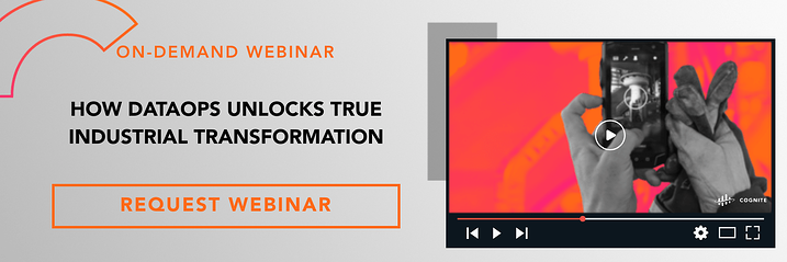 Banner  Webinar  How dataops unlocks true industrial transformation