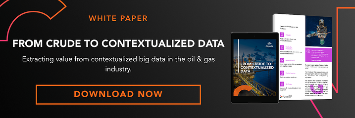 Banner  White Paper  From crude to contextualized data. Extracting value from contextualized big d