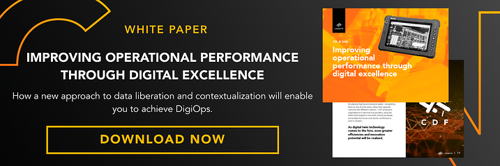 Banner  White Paper  IMPROVING OPERATIONAL PERFORMANCE THROUGH DIGITAL EXCELLENCE