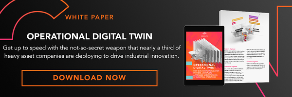 Banner  White Paper  Operational digital twin
