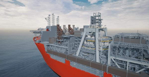 船のデジタルツイン