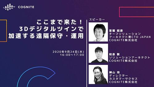 Japan Cognite remote LI