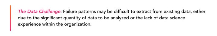 data challenge failure analysis