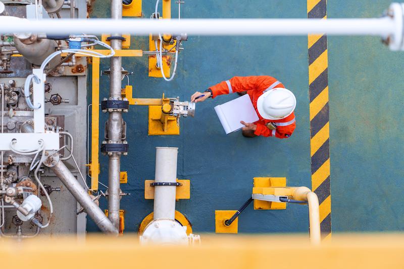 Oil Platform Workers 2