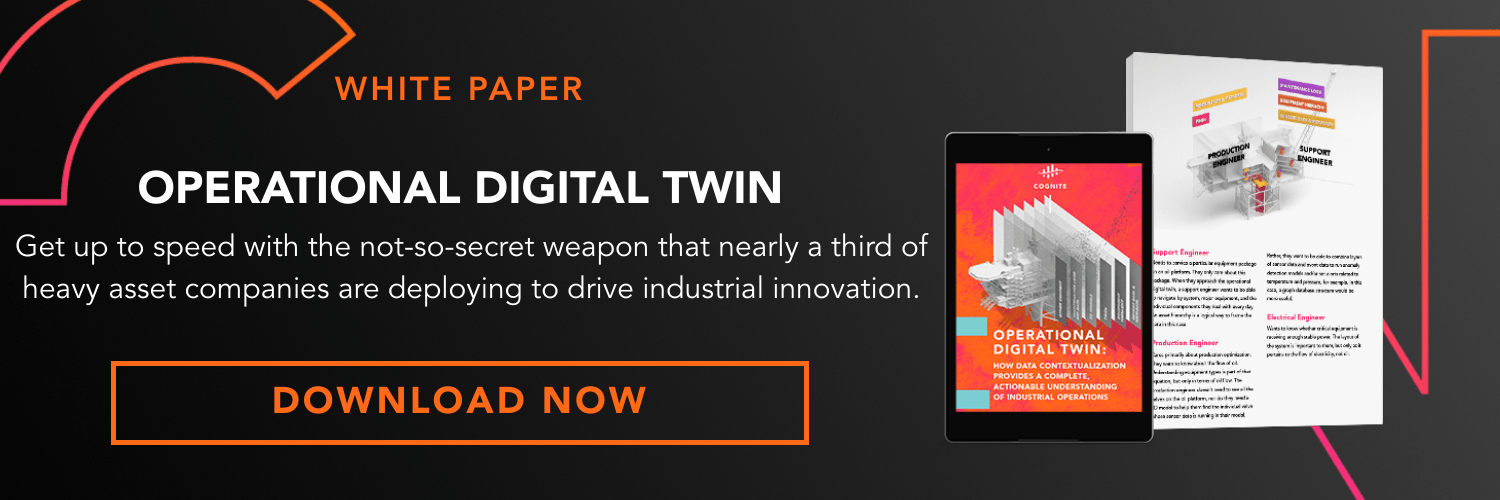 Download our eGuide to learn more about how data contextualization provides a  complete, actionable understanding of industrial operations.