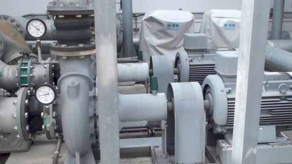 横河電機ポンプ