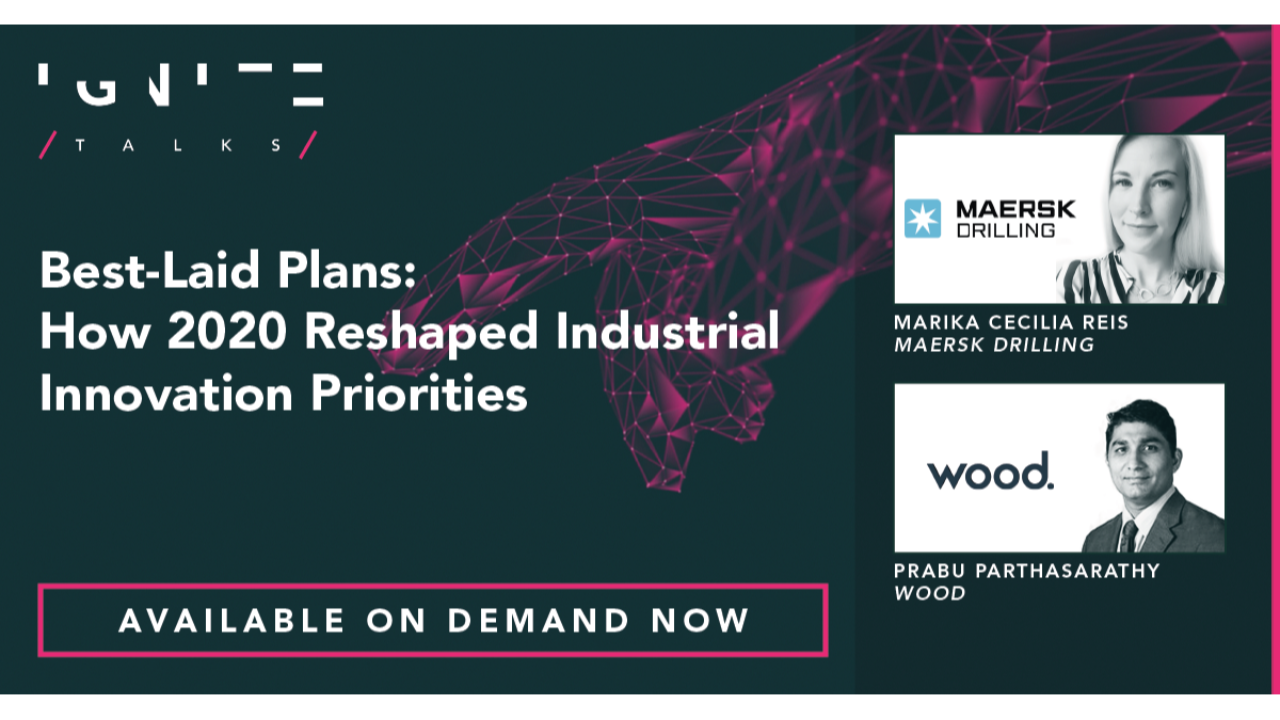 Best-Laid Plans: How 2020 Reshaped Industrial Innovation Priorities