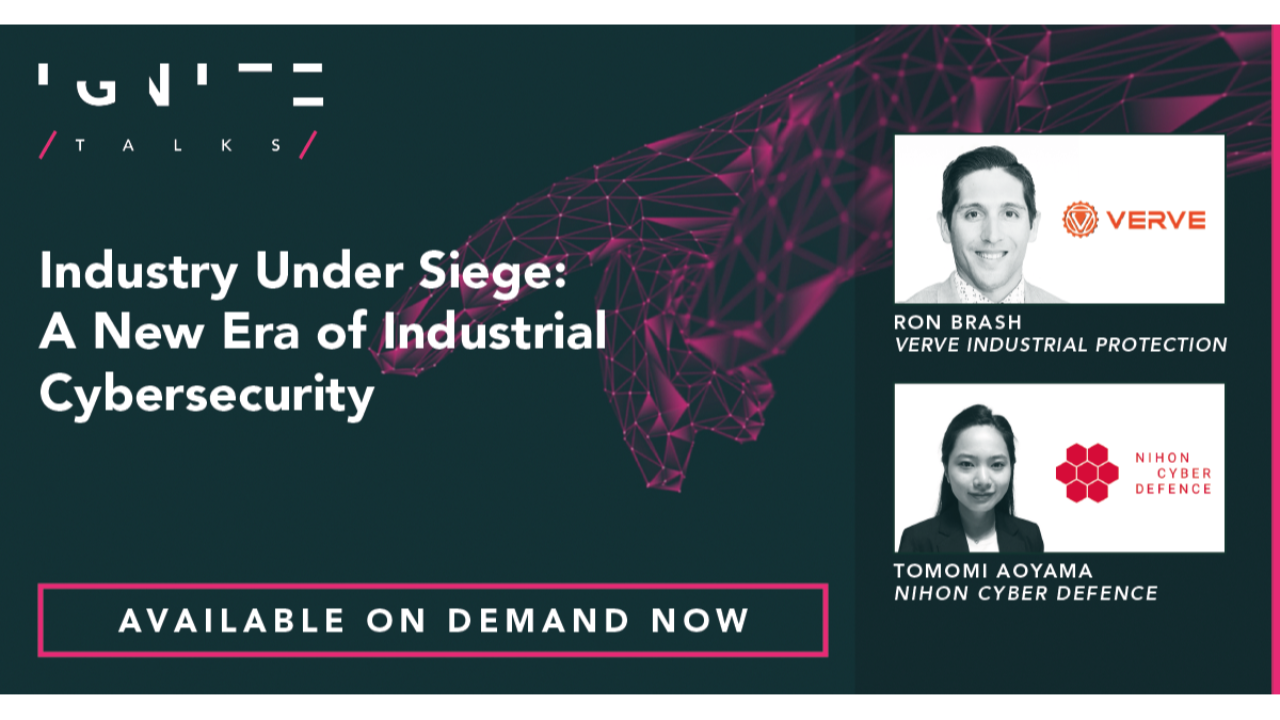 Industry Under Siege: A New Era of Industrial Cybersecurity