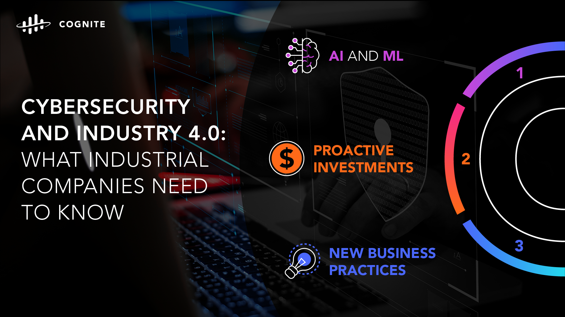 Cybersecurity and Industry 4.0: What industrial companies need to know