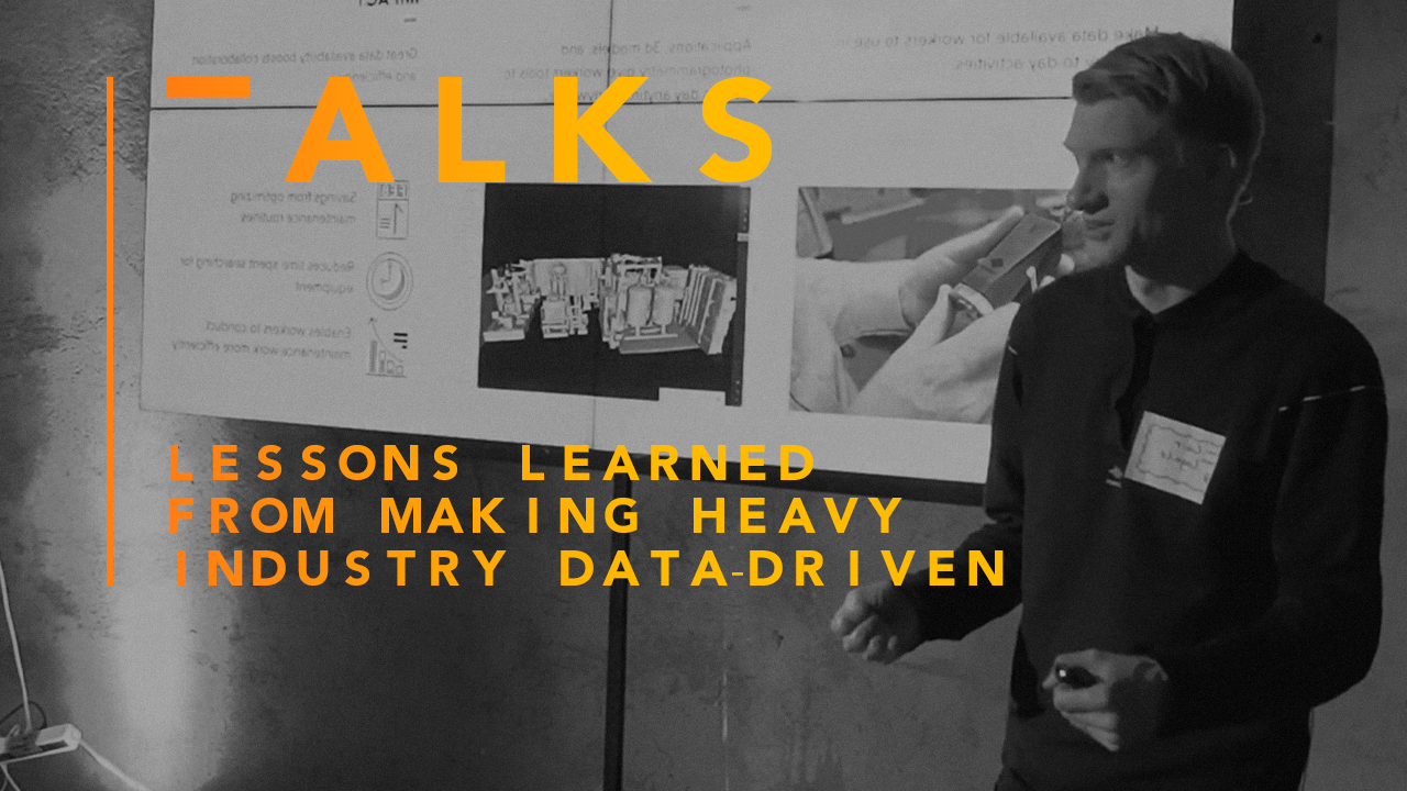 Lessons learned from making heavy industry data-driven