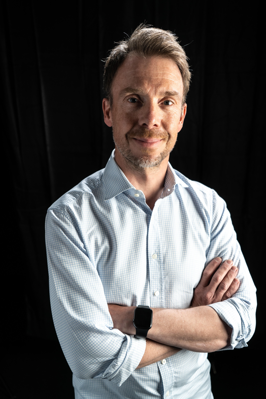 Niklas Larssen headshot