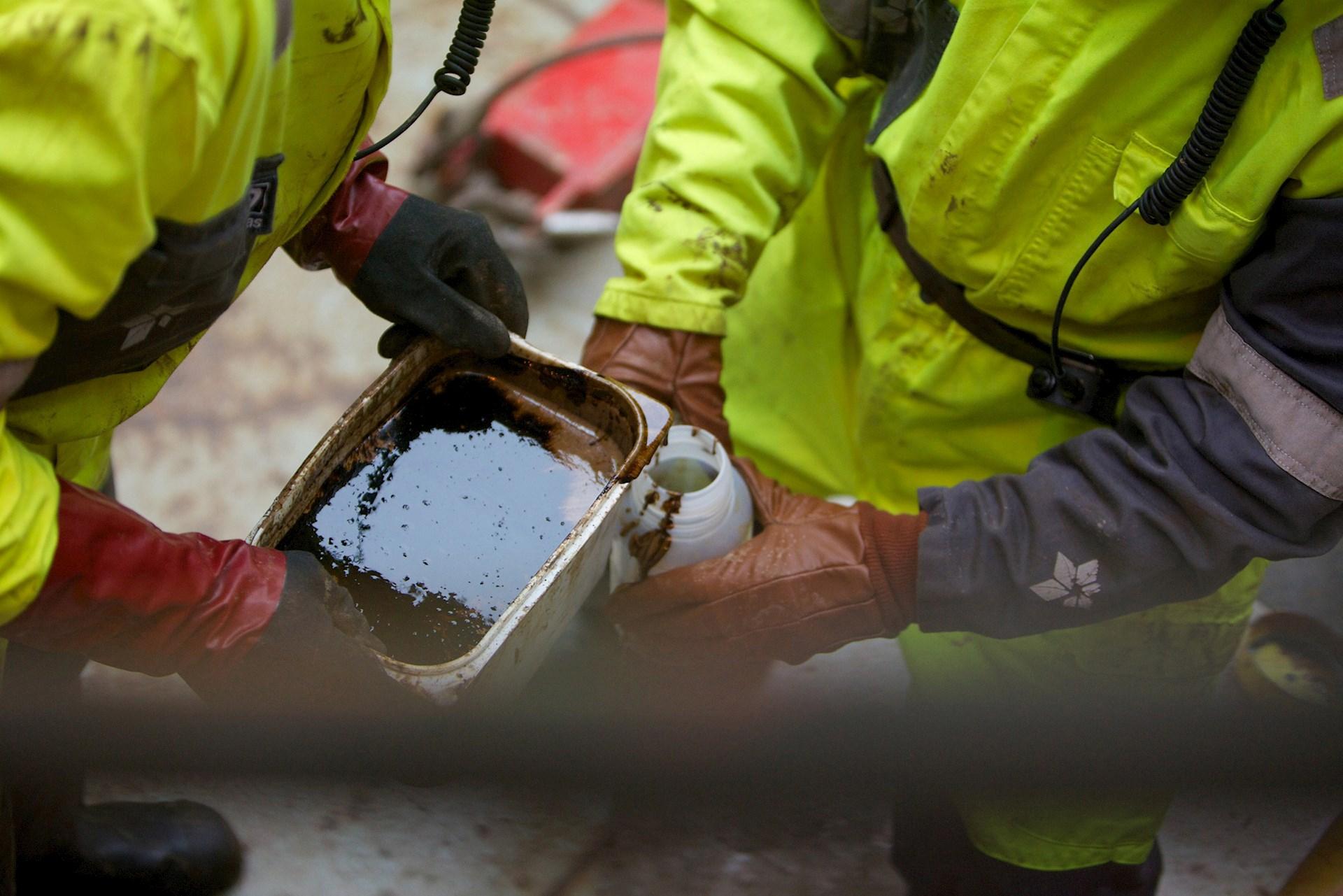 dataops oil gas